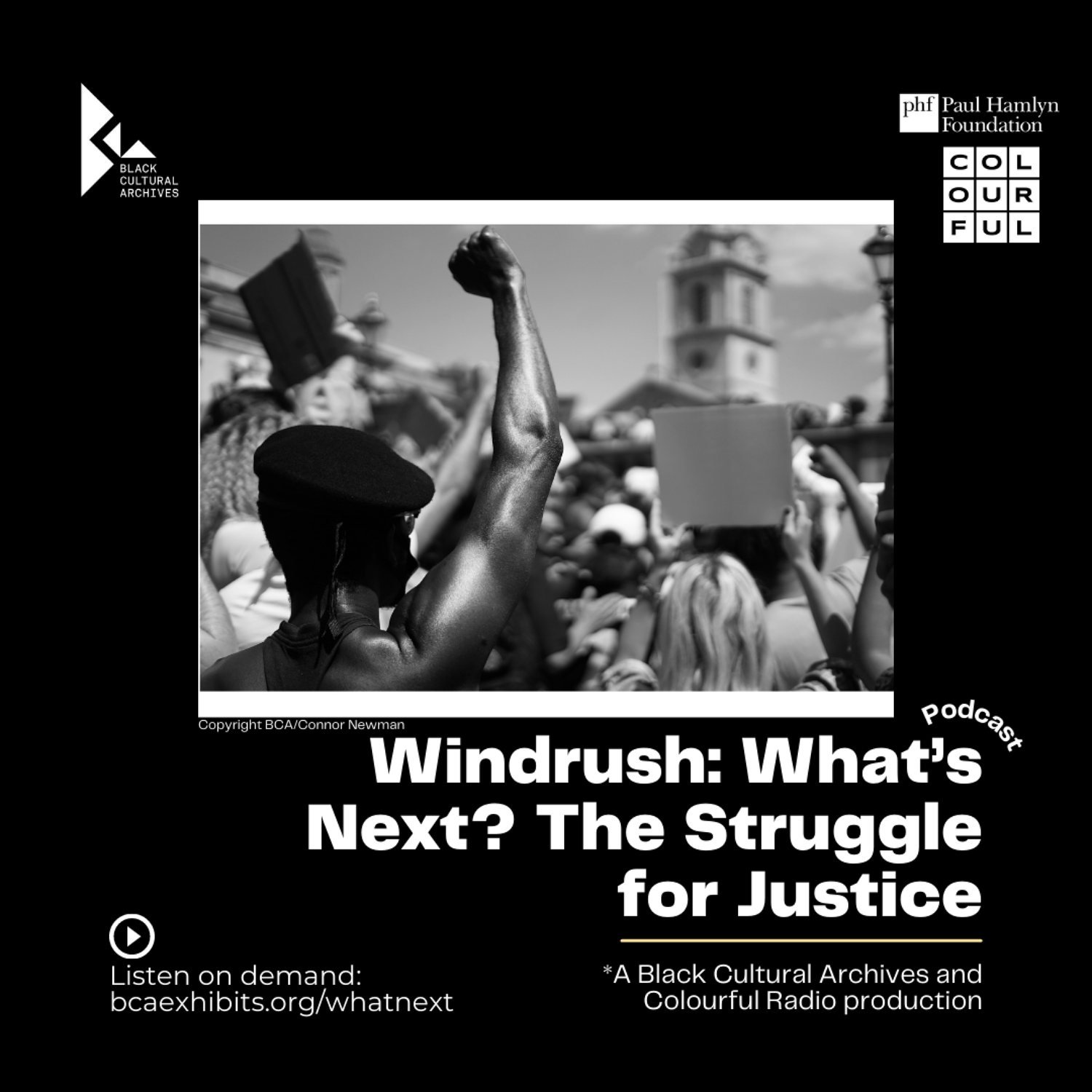 Windrush. What's Next?